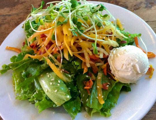 Best Salad Maui has to offer