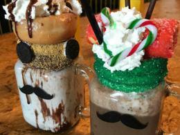 Cool Milkshakes Downtown Calgary