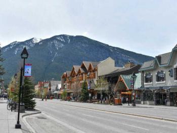 Banff Day trip 6