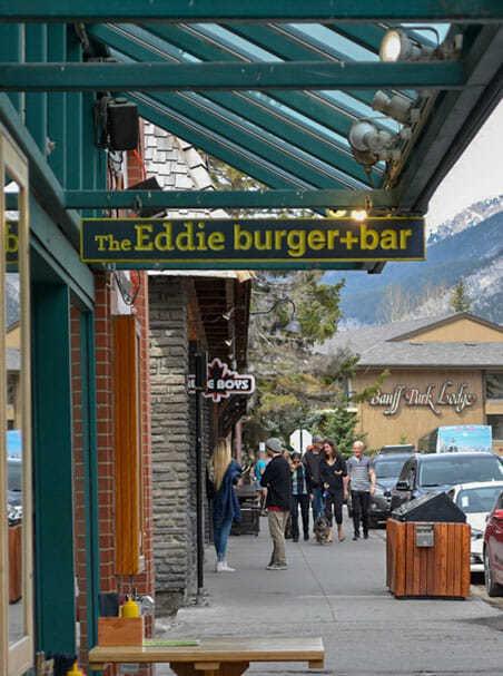 Eddie Burger Bar