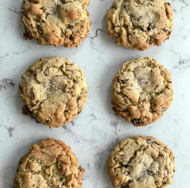 Highly Addictive Chocolate Chip Cookies 4