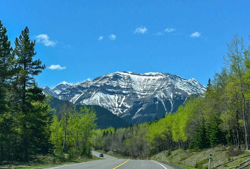 Kananaskis Country near Black Diamond