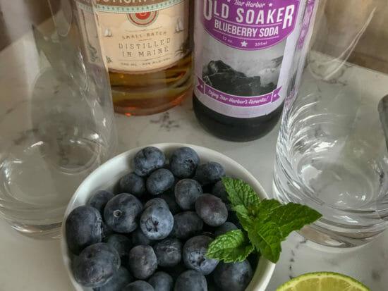 Blueberry Mojito Recipe