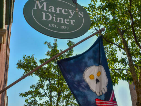Marcy's Diner 4