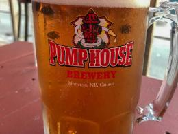Pump House Brewery Moncton