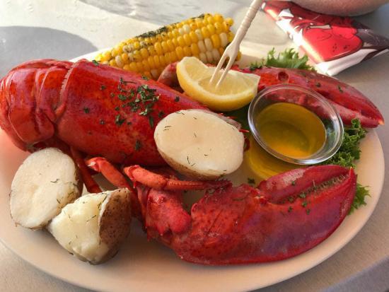 Terrace Grill Lobster Bake