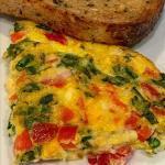 Healthy Breakfast Frittata Recipe 2