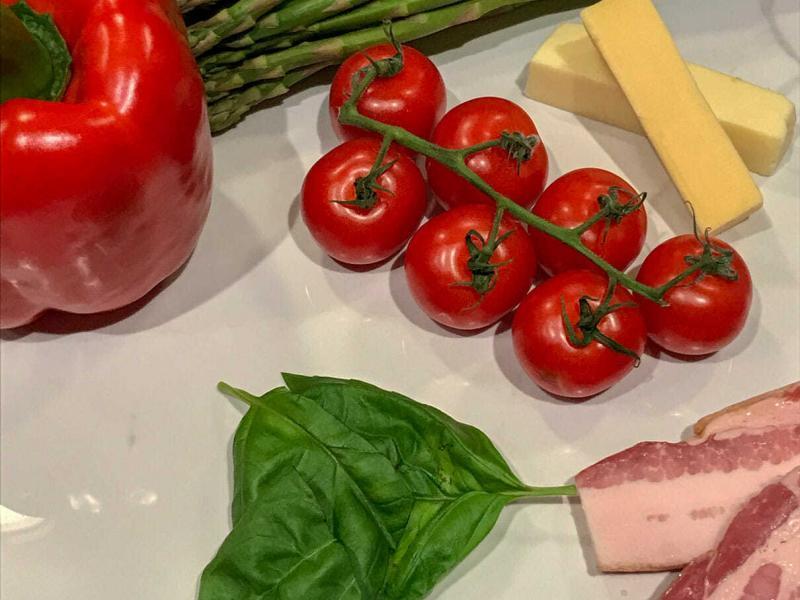 Healthy Breakfast Frittata Recipe 1