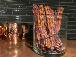 Candied Peppered Bacon Recipe 2