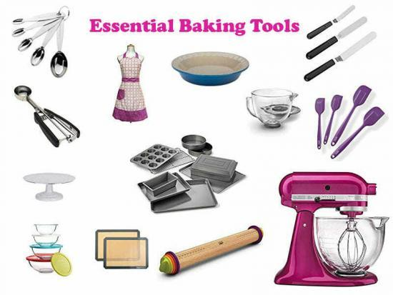 Must Have Baking Tools 1