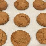 Chewy Gingersnap Cookies 1