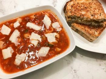 Minestrone Soup Recipe 1