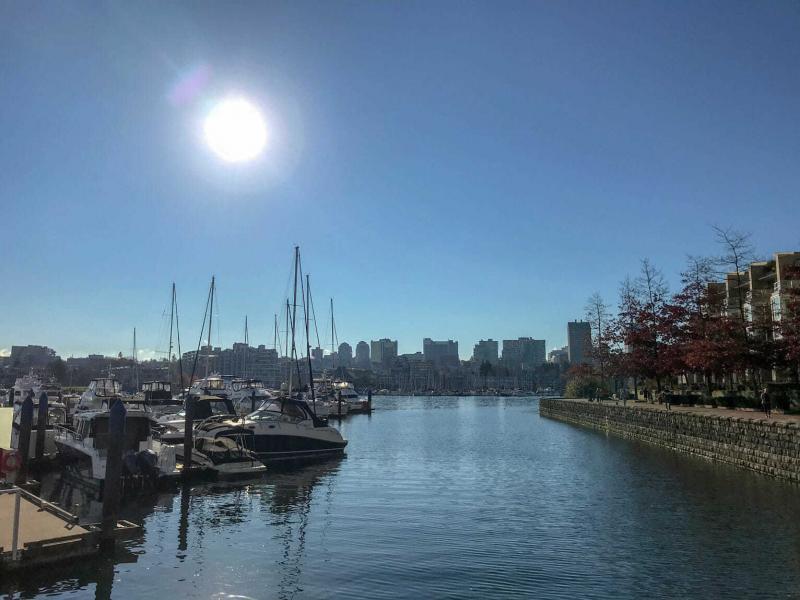 Vancouver Weekend 1