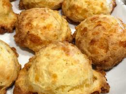 Cheese Puffs Recipe 1