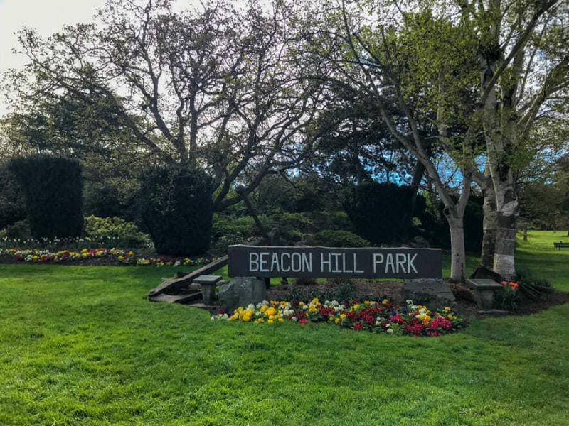 Beacon Hill Park 1