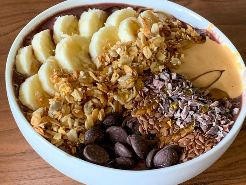Acai Bowl Recipe 3