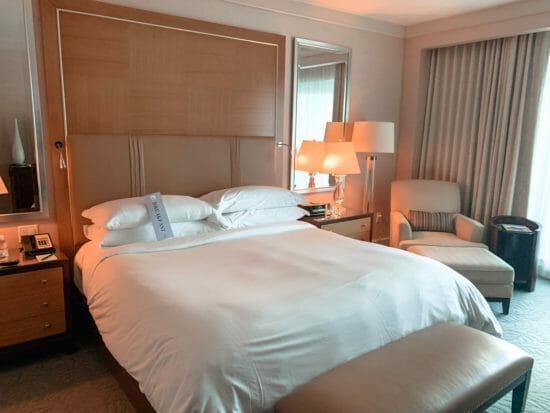 Ritz Carlton Toronto Guest Room