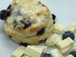 Blueberry Scone Recipe 1
