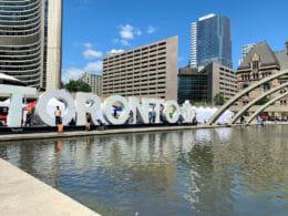 Toronto Weekend