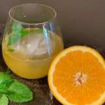 Honey Orange Whisky Refresher 1