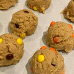 Triple Peanut Butter Cookies 1