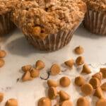 Oatmeal Butterscotch Muffin Recipe
